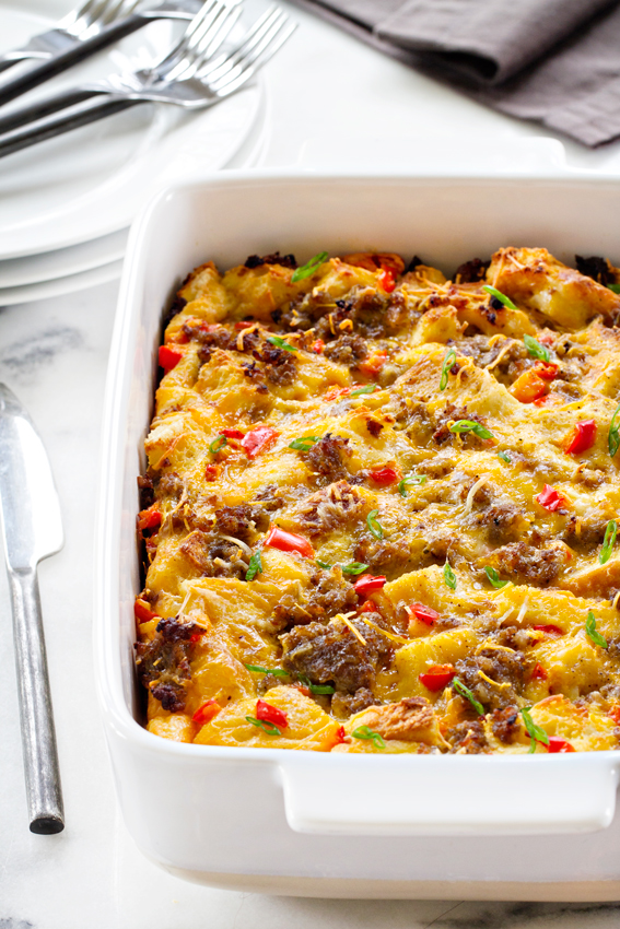 Make-Ahead-Breakfast-Casserole